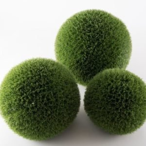 Wheat Leaf Topiary Ball 1
